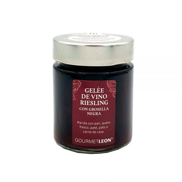 gelee jalea mermelada de vino con grosella gourmet leon