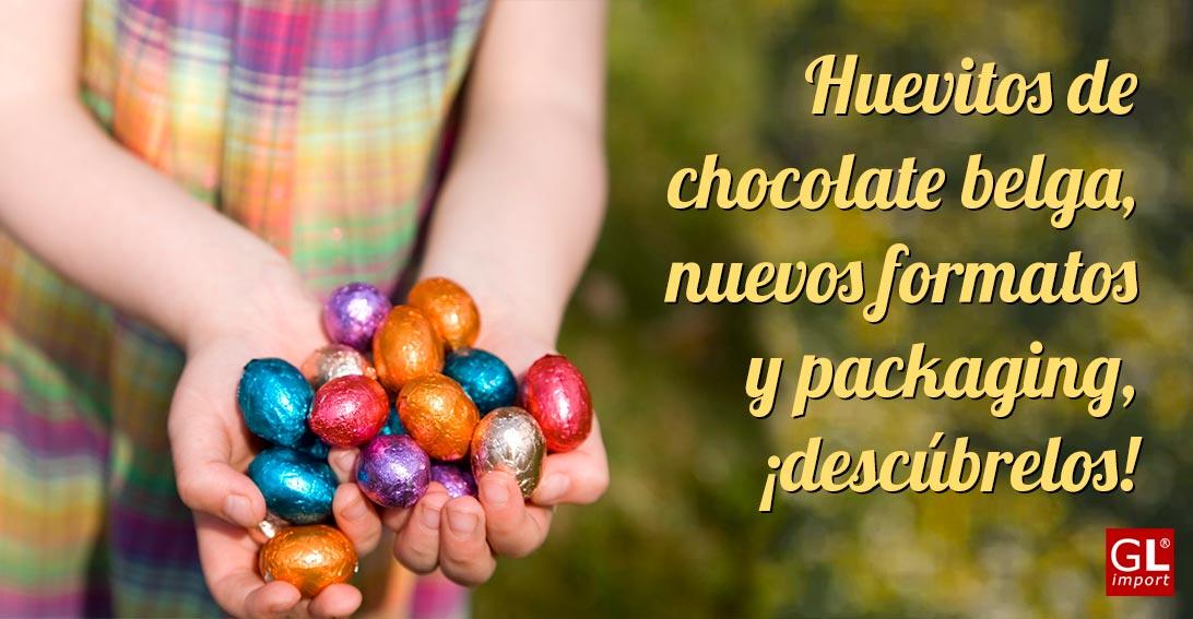 huevitos chocolate belga detalles regalos pascua