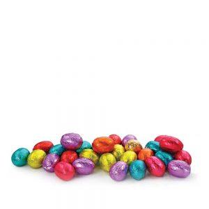 huevos de pascua de chocolate baronie gourmet leon