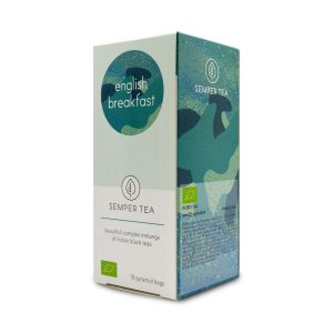 infusion english breakfast te piramide bio organico semper tea