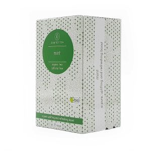 infusion menta bio comprar te online bolsita de te semper tea