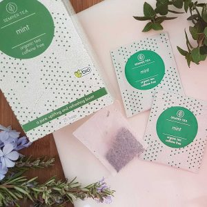 infusion menta ecologico en bolsa de te semper tea