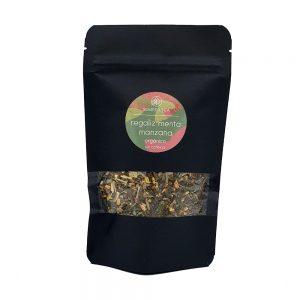 Infusión REGALIZ MENTA MANZANA | Regalos para amantes del té