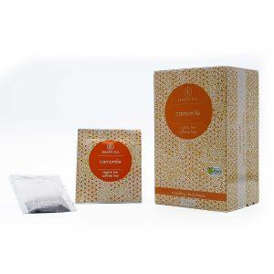 infusiones ecologicas online manzanilla bio infusiones semper tea