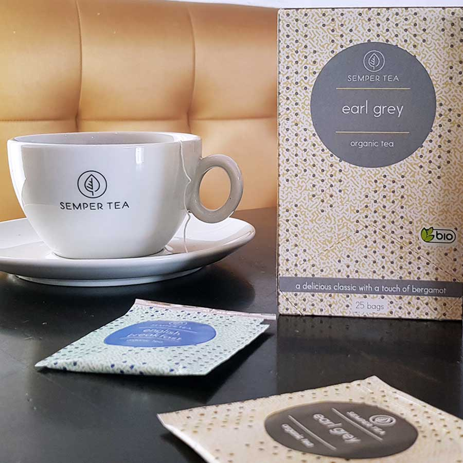 infusiones para bares cafeterias semper tea