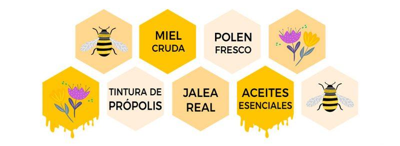 ingredientes levantamuertos miel