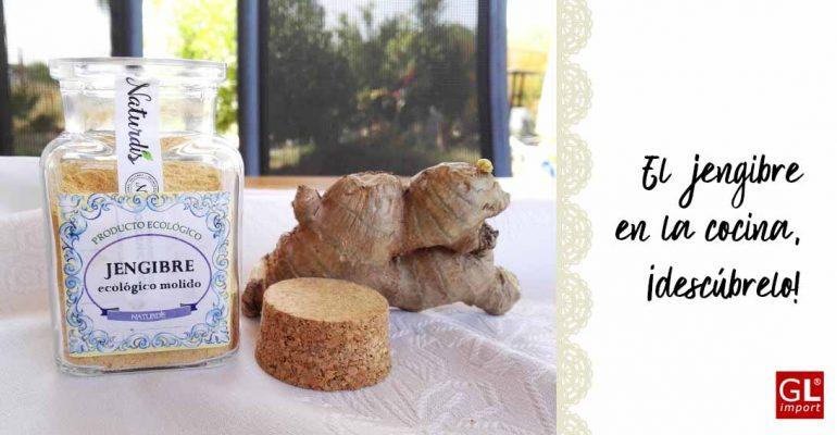 Recetas con jengibre molido…qué es y cómo usarlo en la cocina