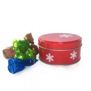 lata de bombones navidad regalos gourmet leon
