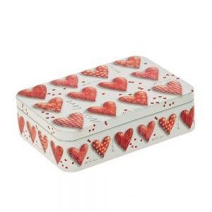 lata para regalo san valentin con bombones regalo para novios gourmet leon
