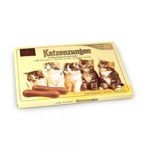 lenguas de gato chocolate regalo nostalgico gourmet leon