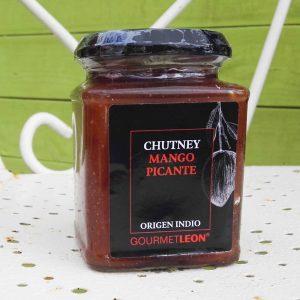 mango chutney comprar picante gourmet leon
