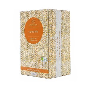 manzanilla camomila ecologica bio en bolsa semper tea