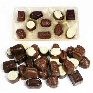 Surtido de bombones belgas Marcas CHOCOSWEET 125 gr Compras por Internet