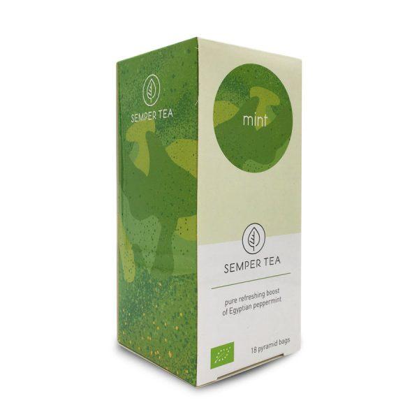 menta poleo clasica infusion beneficios propiedades semper tea