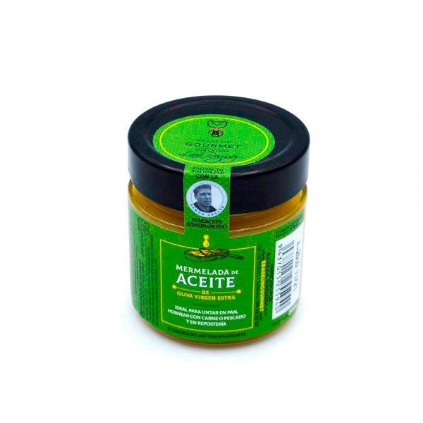 mermelada de aceite de oliva virgen extra