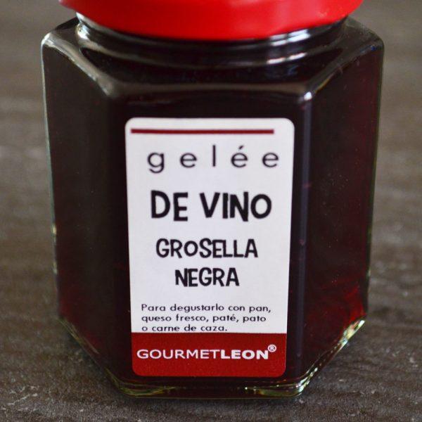 Gelée de vino | Mermelada de vino | Cocina Creativa Gourmet Leon
