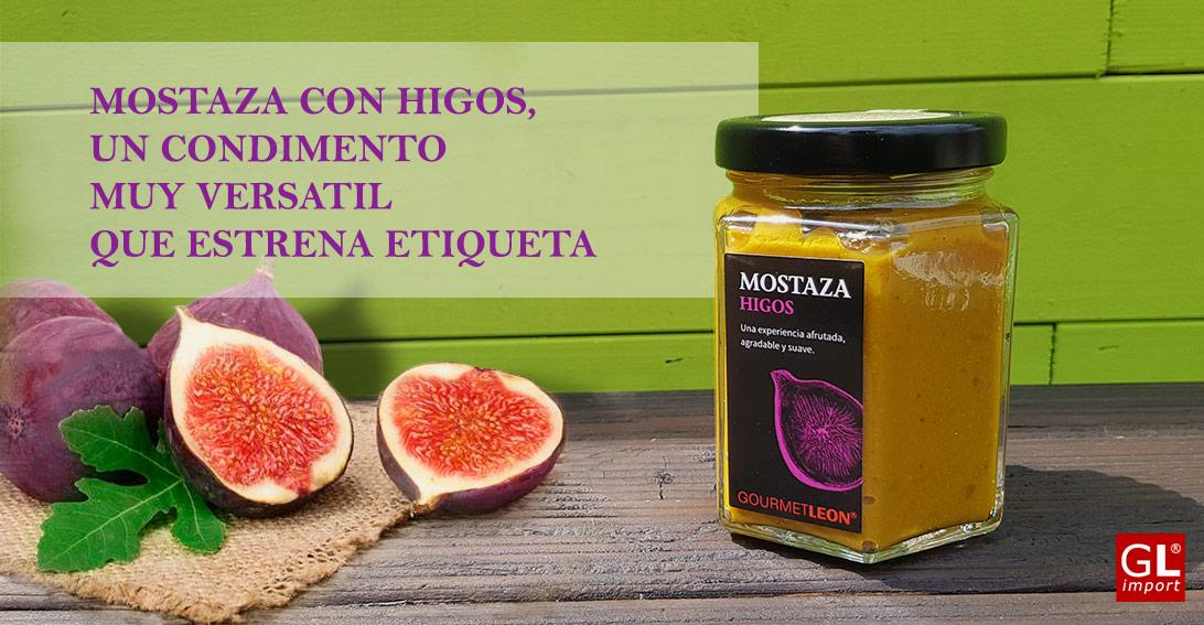mostaza con higos gourmet leon