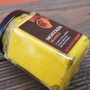 comprar mostaza con mango gourmet leon