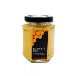 mostaza con miel salsa receta facil para carne gourmet leon