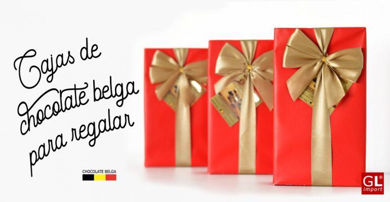 cajas de chocolate para regalar