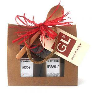 Pack de mostazas Gourmet regalo
