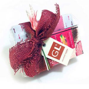 Pack de regalo chucharitas de chocolate gourmet