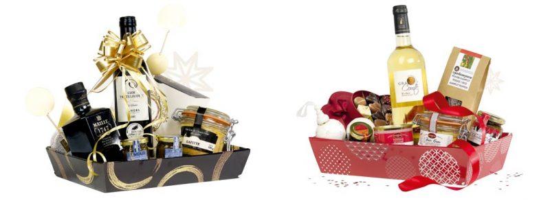 bandejas de carton para regalos