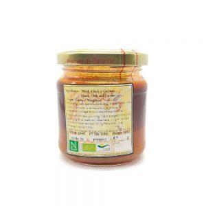Picamiel, guindilla con miel, chile cayena con miel