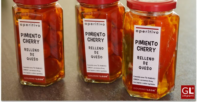 donde comprar pimento cherry relleno de queso como tentempie