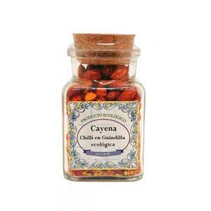 chilli cayena entera guindilla entera gourmet leon