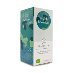 propiedades del te english breakfast assam piramide semper tea