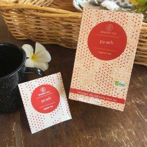 propiedades del te rojo pu erh en bolsita semper tea