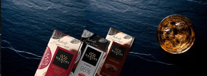 Recetas con chocolate negro vanini gourmet leon