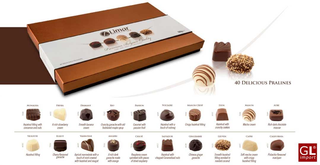 regalo original para mujer bombones belgas en caja grande xl gourmet leon