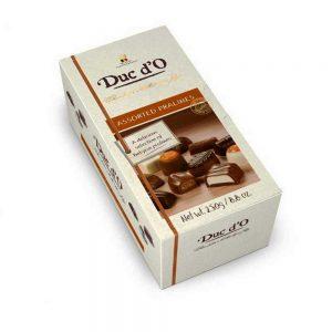 Regalos de chocolate caja con bombones belgas gourmet leon
