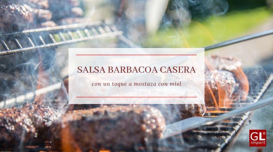 salsa barbacoa casera mostaza con miel gourmet leon