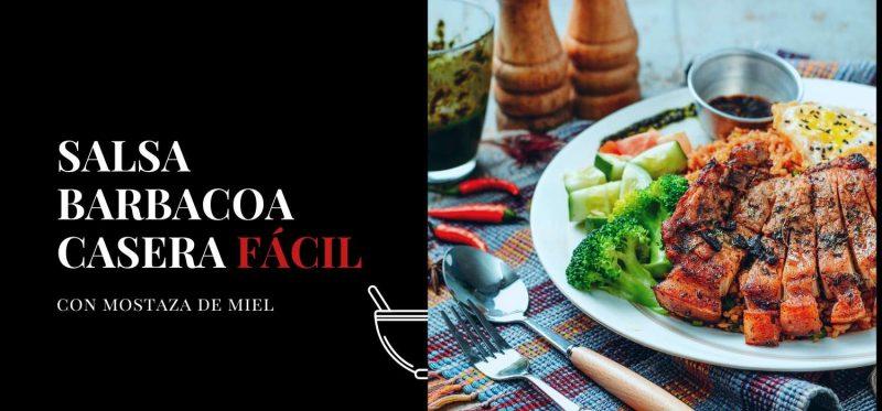 salsa barbacoa casera receta faci