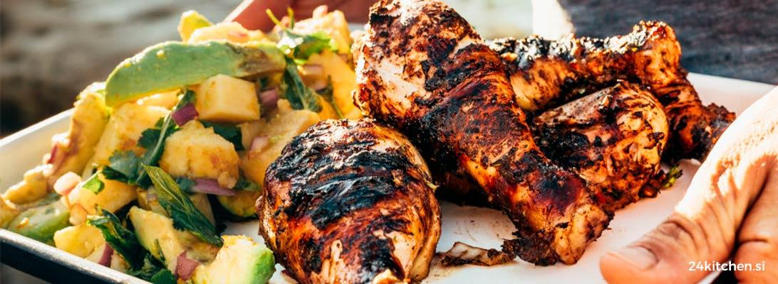 receta pollo a la parrila estilo hindu