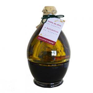 regalos originales combo aceites y vinagres gourmet leon