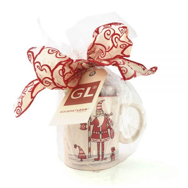 taza de tes para regalar en navidad gourmet leon