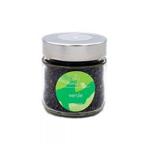 te verde ecologico en tarro semper tea gourmet leon