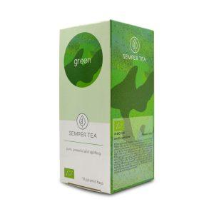 te verde para que sirve semper tea