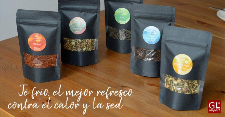 tes infusiones ecologicas para te frio semper tea
