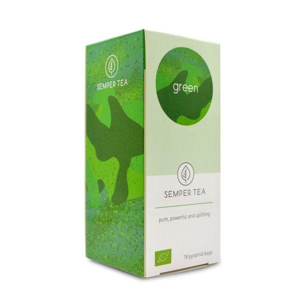 tomar te verde bajar peso semper tea